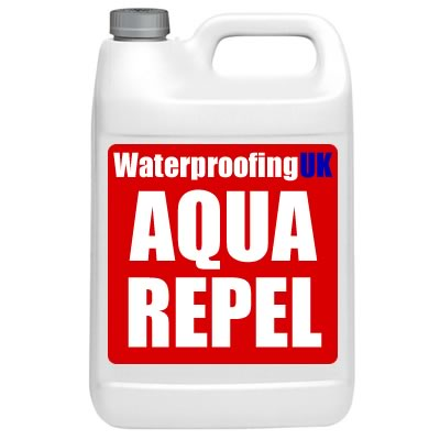 Aqua-Repel container