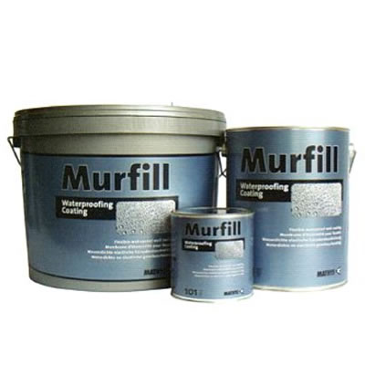 Murfill – Crack Bridging, Waterproof Masonry Coating